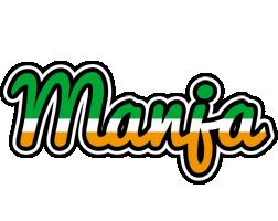 Manja ireland logo