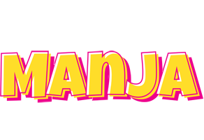 Manja kaboom logo