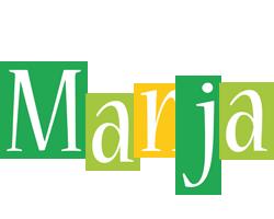 Manja lemonade logo