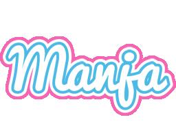 Manja outdoors logo