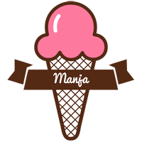 Manja premium logo