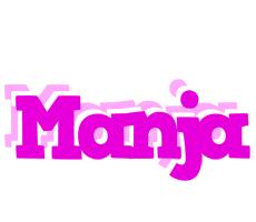 Manja rumba logo