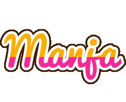 Manja smoothie logo