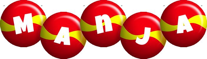 Manja spain logo
