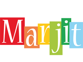 Manjit colors logo