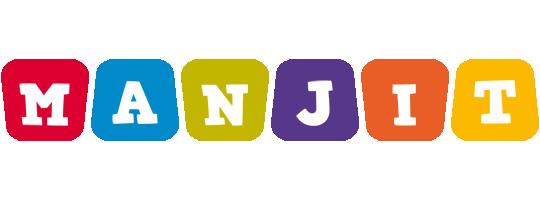 Manjit kiddo logo