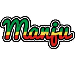 Manju african logo