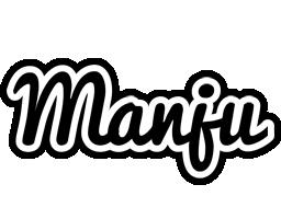 Manju chess logo