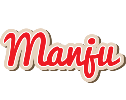 Manju chocolate logo