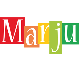 Manju colors logo