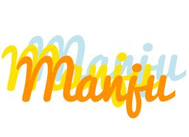 Manju energy logo