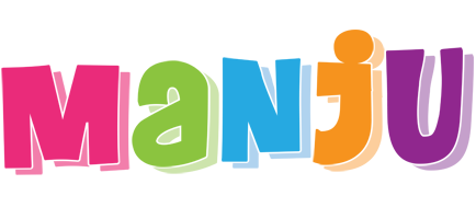 Manju friday logo
