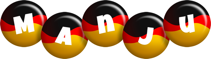 Manju german logo