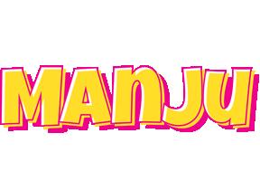 Manju kaboom logo