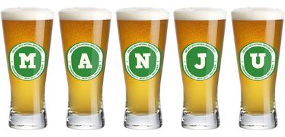 Manju lager logo