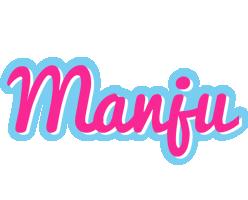 Manju popstar logo