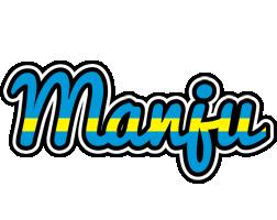 Manju sweden logo
