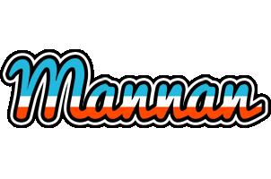 Mannan america logo