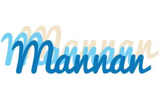 Mannan breeze logo
