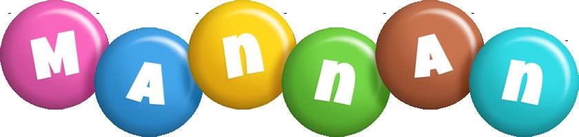 Mannan candy logo