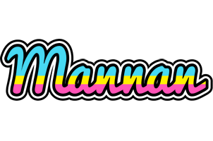 Mannan circus logo