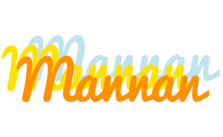 Mannan energy logo