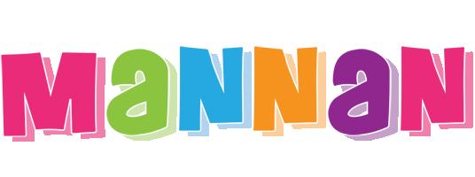 Mannan friday logo