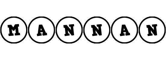 Mannan handy logo