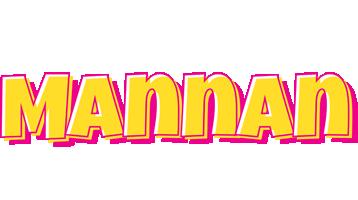 Mannan kaboom logo
