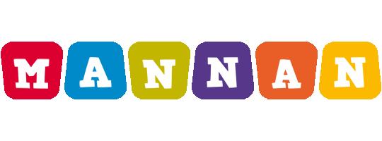 Mannan kiddo logo