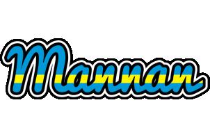 Mannan sweden logo