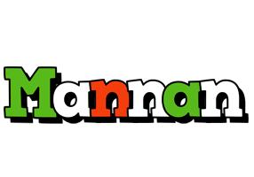 Mannan venezia logo