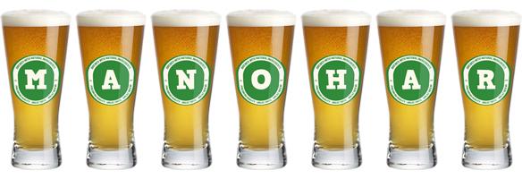 Manohar lager logo