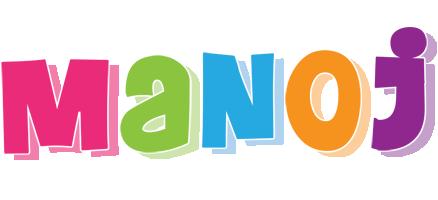 Manoj friday logo