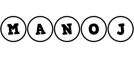 Manoj handy logo