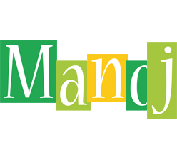 Manoj lemonade logo
