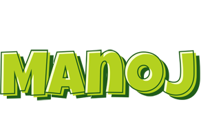 Manoj summer logo