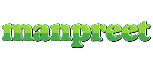 Manpreet apple logo