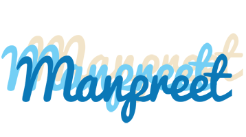 Manpreet breeze logo