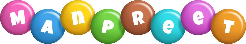 Manpreet candy logo