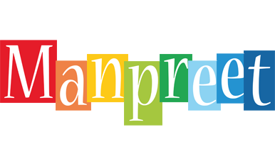 Manpreet colors logo