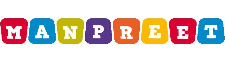 Manpreet daycare logo