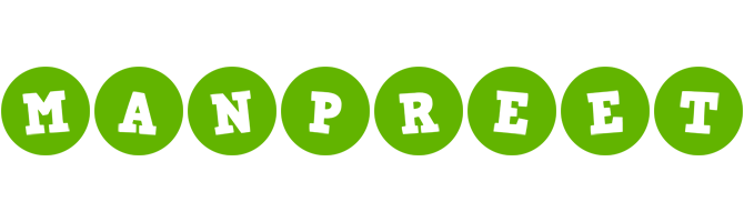 Manpreet games logo