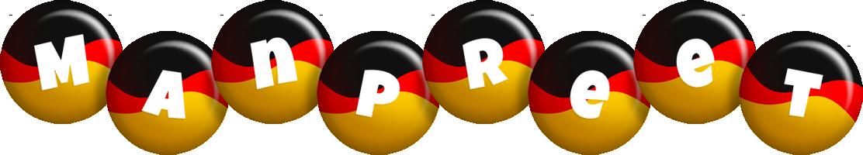 Manpreet german logo