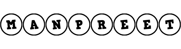 Manpreet handy logo