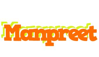 Manpreet healthy logo