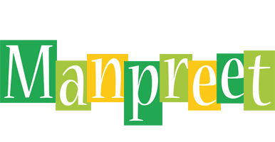 Manpreet lemonade logo