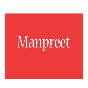 Manpreet love logo