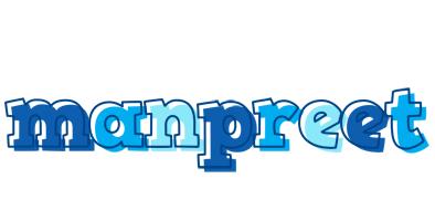 Manpreet sailor logo