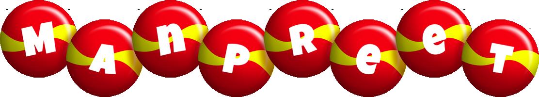Manpreet spain logo